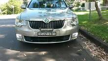 2012 Skoda Superb Sedan Epping Ryde Area Preview