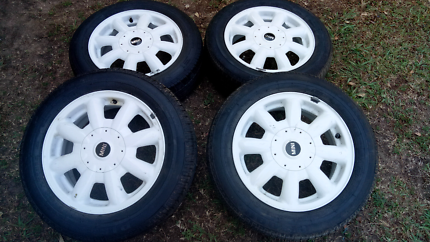 Mini rims and tyres 175/65/15""