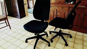 Two Office Chairs. As new Canungra Ipswich South Preview