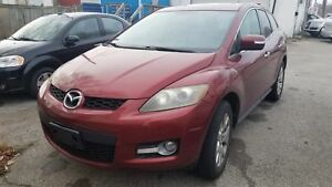 2009 Mazda CX-7 GS, heated seats, alloys, power everything!