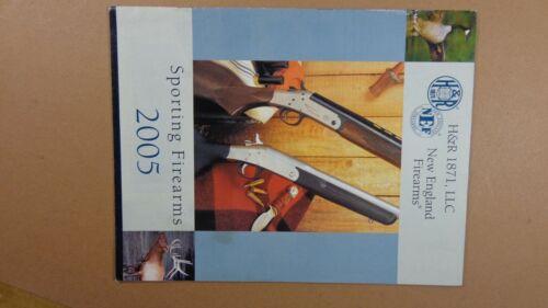 2005 Harrington & Richardson Firearms EXCELL AUTO 5 SHOTGUN PUMP 10 GAUGE