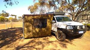 Kings Awning Tent 2.5x2.5m
