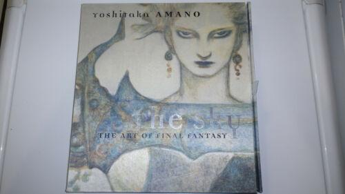 The Sky - The Art of Final Fantasy - Yoshitaka Amano