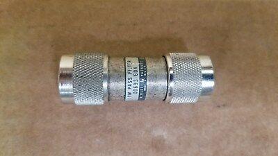 Hp 00693-604 Low Pass Filter