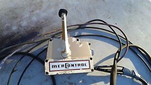 Mercury Controls - Outboard Motor