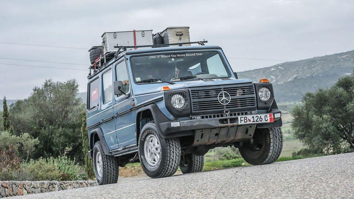 Mercedes G Klasse gebraucht kaufen  
