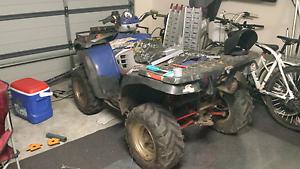 Polaris 700cc quad atv Upper Coomera Gold Coast North Preview