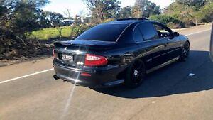 EOI '01 Holden Commodore VX SS LS1 Cammed