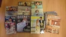 Wedding bridal magazines West Ryde Ryde Area Preview