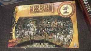 Hobbit goblin town warhammer Eagleby Logan Area Preview
