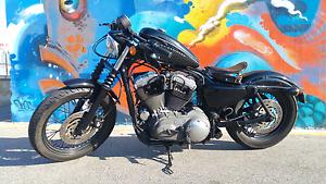 2008 Custom Bobber Harley Davidson Nightster XL1200N $11,500 Cottesloe Cottesloe Area Preview