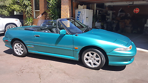 Ford  capri 1993  xr2 turbo forsale $6900 ono Eltham North Nillumbik Area Preview