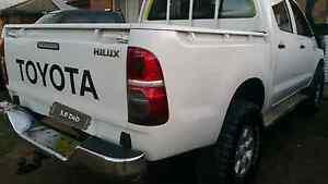 TOYOTA SR 4X4 HILUX TUB Seven Hills Blacktown Area Preview