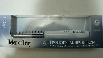 New HELEN OF TROY Mini 1/2 inch Professional Brush Curling I