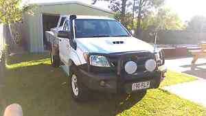2005 Toyota Hilux 4wd Bald Hills Brisbane North East Preview