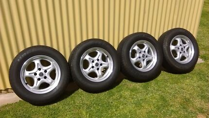 ROH mag wheels suit Falcon (xd ea ef) Maryborough Central Goldfields Preview