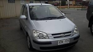 2005 Hyundai Getz Hatchback low price low ks Albert Park Charles Sturt Area Preview