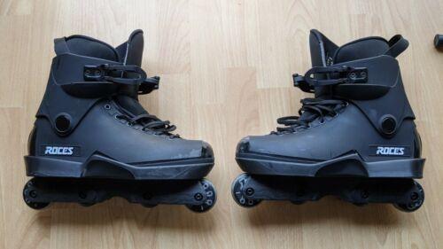 Roces M12 Lo Buio Agressive Inline Skates - Men