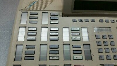 Northern Telecom Nt6g00ae35 20 Button Attendant Console No Headset