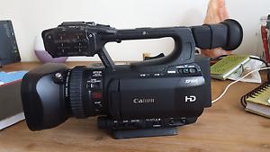 Canon Xf100 Mackay Mackay City Preview