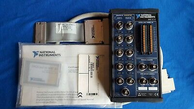 National Instruments Complete Data Acquisition System Bnc-2110daqcardpcmcia