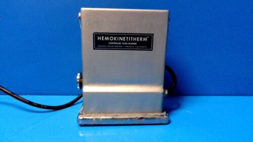 Dupaco 32300 Hemokinetitherm Controlled Fluid Warmer ~13404