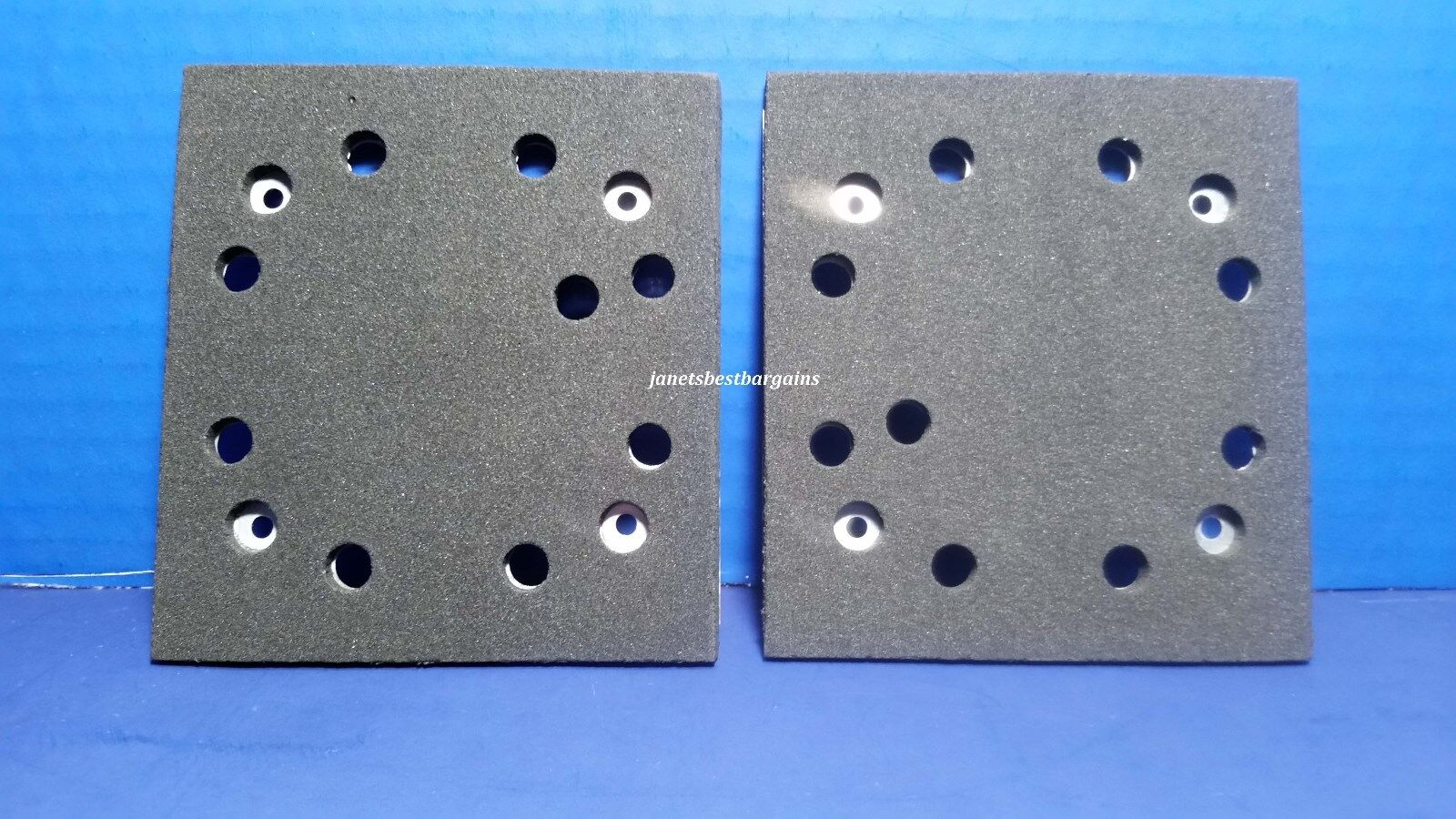 Square sanding pads water based polyurethane floor finish
