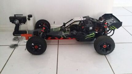 1/5 scale 2 stroke buggy only 15min use Kingaroy South Burnett Area Preview