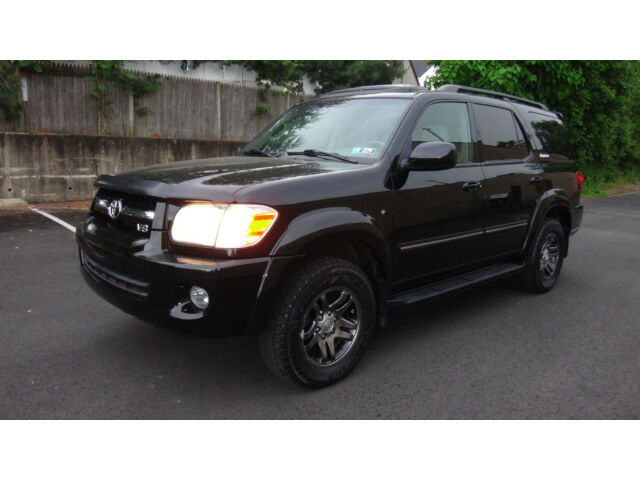 Image 1 of Toyota: Sequoia LIMITED…