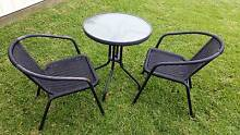 3 piece table and chairs Thornton Maitland Area Preview