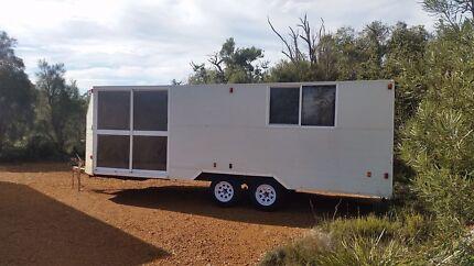 Enclosed car trailer Joondalup Joondalup Area Preview