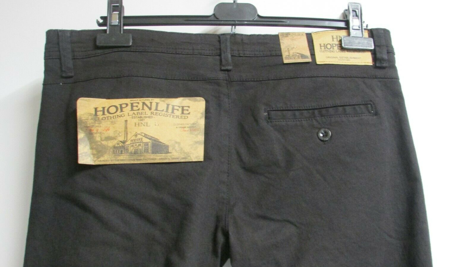 Pantalon chino homme hopenlife ( slim cut)