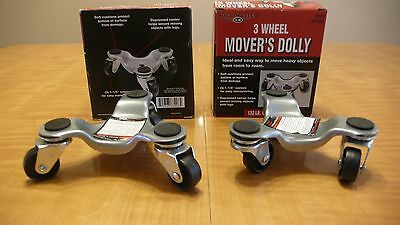 3 Wheel Movers Dolly Haul- Master Free Shipping