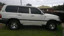 2000 Toyota LandCruiser Wagon 100 series 4x4 8 seater Wollongong 2500 Wollongong Area Preview