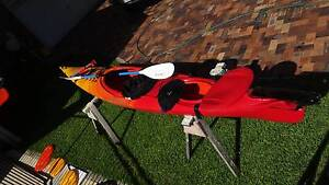 2 perception contour seakayaks for sale Fairfield Brisbane South West Preview