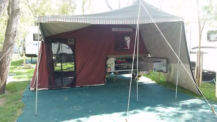 Deluxe Camper Trailer Bunbury Bunbury Area Preview