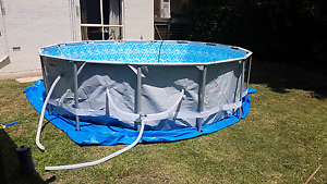 Above Ground Pool Coorparoo Brisbane South East Preview
