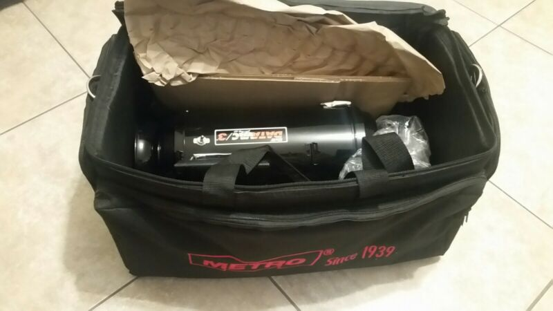 MetroVac DataVac3 Pro Series Variable Speed Handheld Vacuum and Blower with Case