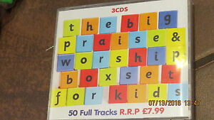 The Big Praise and Worship Box Set for Kids