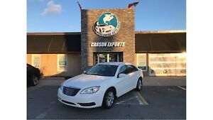 2012 Chrysler 200 VERY CLEAN LX YEAR END REDUCTION $3000 OFF