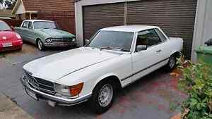 Mercedes 280 SL C 1978 Sunbury Vic Sunbury Hume Area Preview