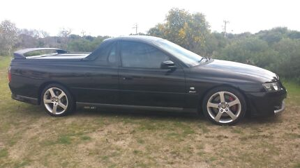 2003 HSV VY R8 Maloo rare black Manual fully optioned Coogee Cockburn Area Preview