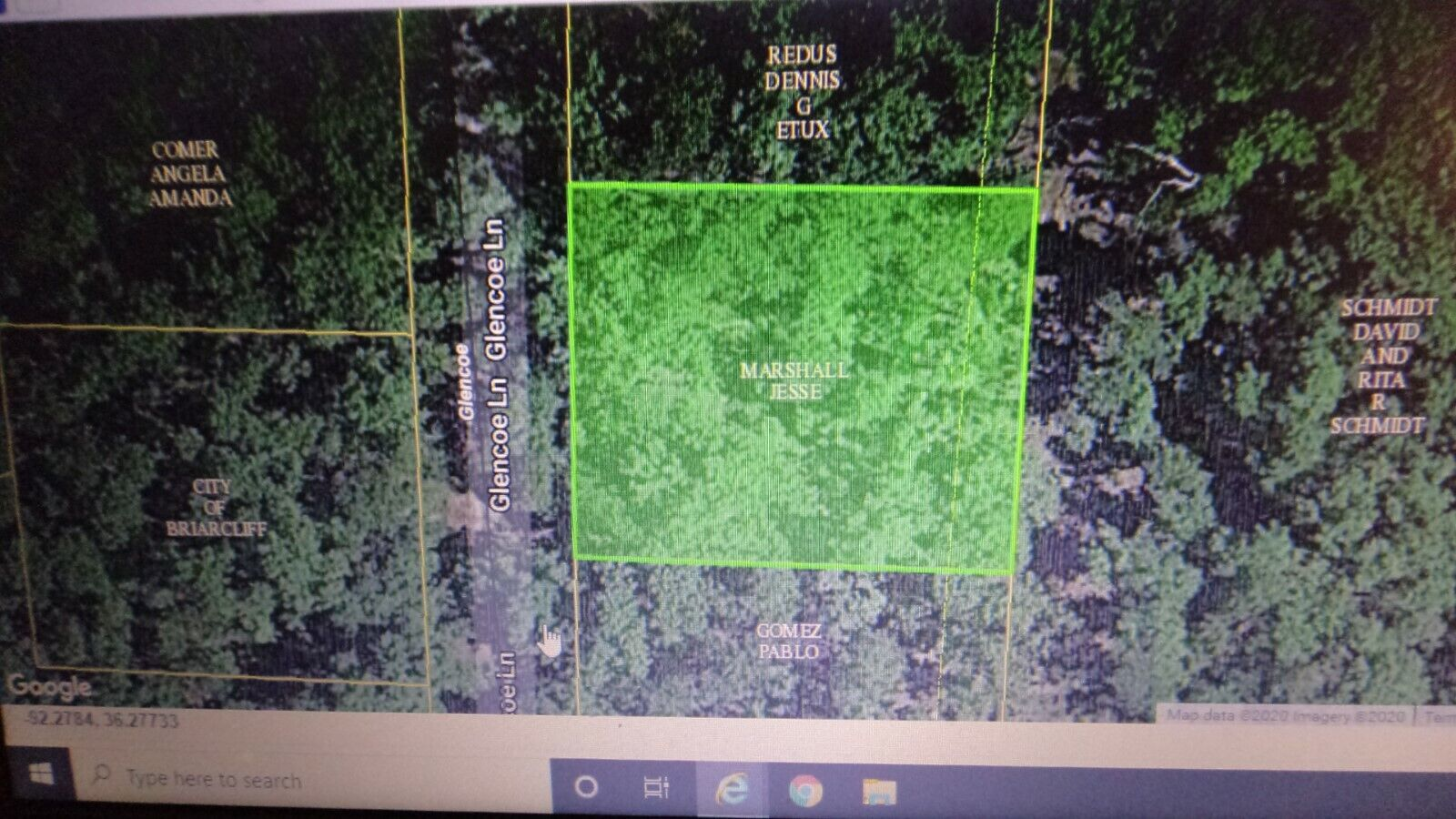 9920 sq feet (.2277 acre) Briarcliff, AR- LESS THAN 1 mile to Norfork Lake