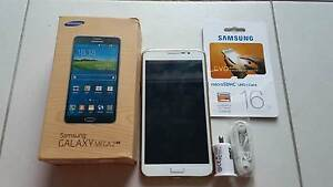 Samsung Galaxy Mega 2 UNLOCKED WHITE 6 Inch screen Canning Vale Canning Area Preview
