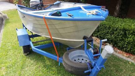Boat Aluminium Tinny