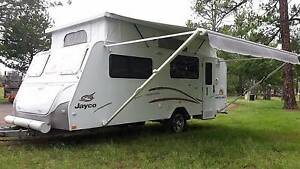 2013 JAYCO 16FT POP TOP. SHOWER/TOILET Toowoomba Toowoomba City Preview