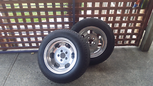 Torana rims 14inch Berriedale Glenorchy Area Preview