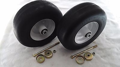 Ferris Snapper Pro Scag Front Solid Tire Assembly Puncture Proof No Flat 13x5x6