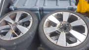 Wheels 235/40 18's off vz Calais x4 Peats Ridge Gosford Area Preview