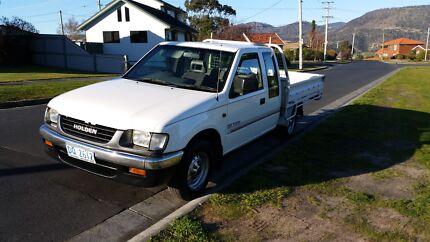 97 spacecab  rodeo in excellent condition  Hobart CBD Hobart City Preview